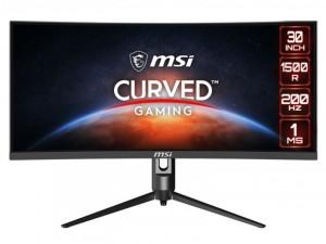 MSI Optix MAG301CR2 - 21:9-es 200Hz Ívelt VA WFHD HDR FreeSync Premium Fekete Gaming monitor