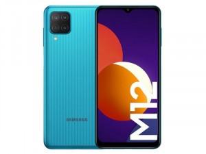 Samsung Galaxy M12 M127 64GB 4GB Dual-SIM Zöld Okostelefon