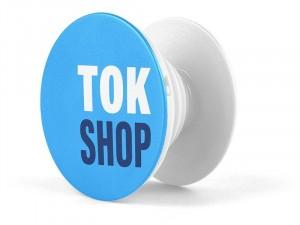 All-In Tok-Shop mintás, kék-fehér tartó telefonhoz