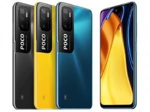 Xiaomi Poco M3 Pro 5G 64GB 4GB Dual-SIM Kék Okostelefon
