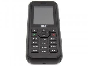 CAT B40 Dual-SIM Fekete Okostelefon antibakteriális bevonattal