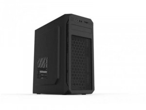 IRIS Boss 1.0 Intel® Core™ i7 Processzor-9700, 8GB RAM, 500GB SSD, FreeDOS, Fekete Asztali számítógép