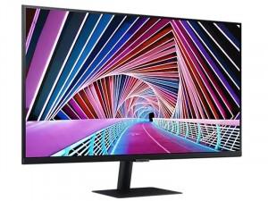 Samsung LS32A700NWUXEN - 32 colos 4K UHD VA HDR10 Intelligens szemvédelemmel rendelkező Fekete monitor