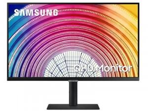 Samsung S27A600NWU - 27 colos QHD IPS HDR10 Intelligens szemvédelemmel rendelkező Fekete monitor