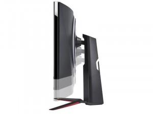 LG 38GN950-B - 38 colos 21:9-es Ívelt QHD+ Ultragear™ IPS, HDR10, AMD FreeSync, Fekete Gamer Monitor