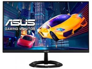 ASUS VZ249HEG1R - 23.8 colos – 23.8inch FHD, IPS, , Extreme Low Motion Blur™, FreeSync™, Ultra-slim Fekete Gamer Monitor