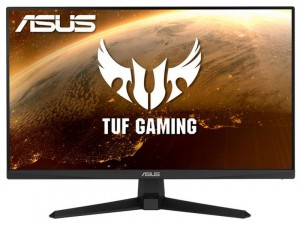 ASUS TUF Gaming VG249Q1A - 23.8 colos – 23.8inch FHD, IPS, 165Hz , Extreme Low Motion Blur™, FreeSync™ Premium, Fekete Gamer Monitor