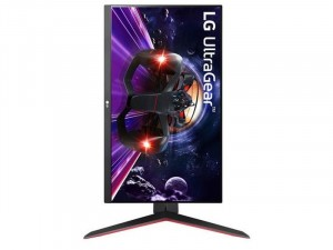 LG 24GN650-B - 24 colos FHD 144Hz IPS HDR10 AMD FreeSync Premium Fekete Gamer monitor