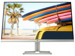 HP 24fw - 23,8 colos FHD IPS LED Ezüst monitor beépített hangmodullal