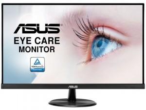 Asus VP279HE - 27 colos FHD LED IPS 75Hz Vékony kávás Fekete monitor