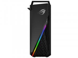 Asus ROG Strix G15DH-HU016D - AMD Ryzen 5-3600X, 8GB RAM, 1TB HDD, 256GB SSD, NVIDIA GeForce GTX 1650 Super 4GB, FreeDOS, Fekete Asztali Számítógép