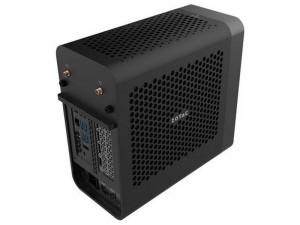 Zotac ZBOX ECM53060C-BE Intel® Core™ i5 Processzor-10400, 2DB DDR4 foglalat, NVIDIA RTX 3060 12GB, FreeDOS Fekete Gamer Barbone Asztali Számítógép
