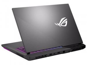 ASUS ROG STRIX G15 G513QC-HN014 15,6 FHD 144Hz, AMD Ryzen 5-5600H, 8GB RAM, 512GB SSD, NVIDIA GTX 3050 4GB, Szürke laptop