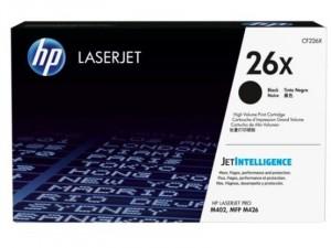HP CF226X (26X) Fekete nagykapcítású toner