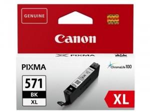 Canon CLI-571Bk XL Fekete tintapatron