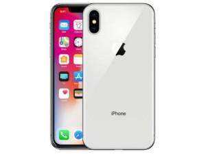 Apple iPhone X 64GB 3GB Ezüst Okostelefon