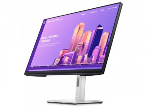 Dell P2722H - 27 colos FHD LED IPS Fekete-ezüst monitor