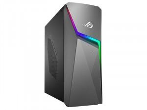 Asus ROG Strix G10DK-A3400G0200 - AMD Ryzen 5 R5-3400G, 8GB DDR4, 256GB M.2 PCI-e SSD + 1TB HDD, NVIDIA GeForce GTX 1660 Super 6GB, FreeDOS, Szürke Gamer PC