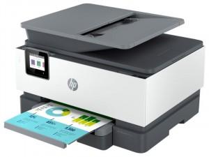 HP OfficeJet Pro 9012E All-in-One multifunkciós tintasugaras Instant Ink ready nyomtató