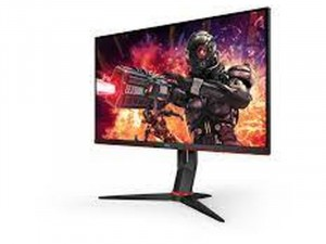AOC 24G2ZEBK - 24 colos FHD 240Hz IPS FreeSync Fekete Gamer Monitor