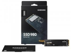 Samsung 980 M.2 Basic NVMe 500GB SSD