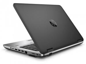 HP ProBook 640 G2 99900039 14 HD, Intel® Core™ i5 Processzor-6200U, 4GB, 500GB HDD, Win10Pro, ezüst notebook, dokkolóval