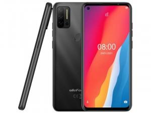 Ulefone Note 11P 128GB 8GB Dual-SIM Fekete Okostelefon