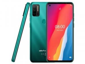 Ulefone Note 11P 128GB 8GB Dual-SIM Zöld Okostelefon