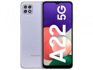 Samsung Galaxy A22 A226 5G 64GB 4GB Dual-SIM Lila Okostelefon