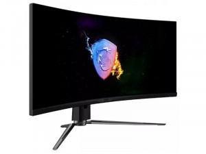 MSI Optix MPG ARTYMIS 343CQR - 34 colos Ultra-szélesvásznú 165Hz Ívelt UWQHD Fekete Gaming monitor