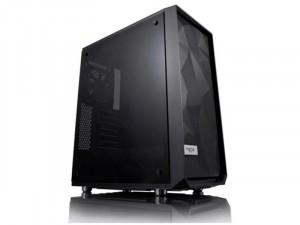 Iris Ultimate Red AMD Ryzen 5-5600X, 16GB DDR4, 1000GB SSD, AMD Radeon RX 6700XT 12GB, FreeDOS, Fekete Gamer Asztali Számítógép