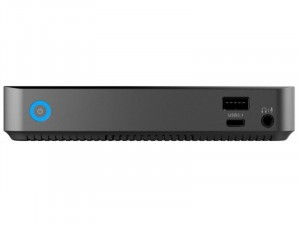 ZOTAC ZBOX Edge MI623 Intel® Core™ i3 Processzor-10110U Barebone Mini Asztali Számítógép