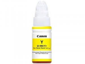 Canon GI-490 Sárga tinta