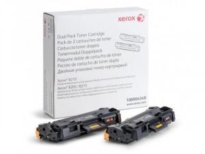 Xerox 106R04349 Fekete Duo-pack toner