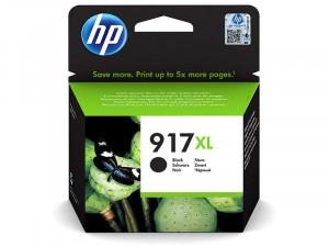 HP (917XL) Fekete tintapatron