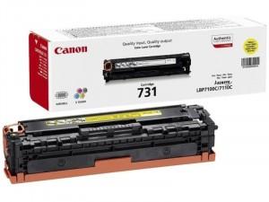 Canon CRG-731Y Sárga toner
