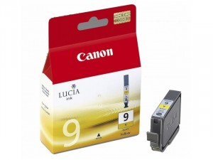 Canon PGI-9Y sárga tintapatron