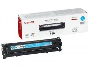 Canon CRG-716C Cián toner