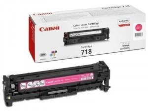 Canon CRG-718M Magenta toner