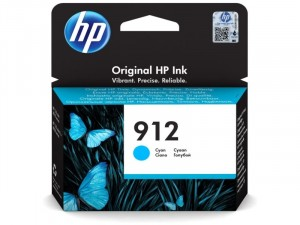 HP (912) Cián tintapatron