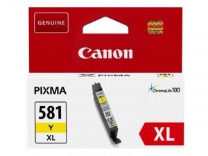 Canon CLI-581XL Sárga tintapatron