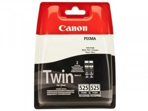 Canon PGI-525BK 2xPack Fekete tintapatron