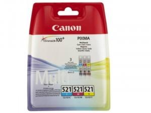 Canon CLI-521CMY Multipack tintapatron