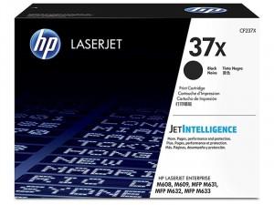 HP (37X) Fekete nagy kapacitású toner