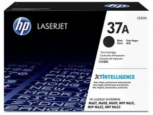 HP (37A) Fekete toner