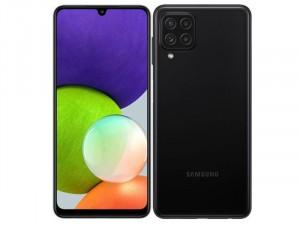 Samsung Galaxy A22 A225 64GB 4GB Dual-SIM Fekete Okostelefon