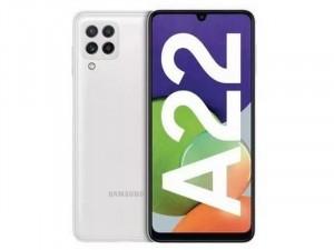 Samsung Galaxy A22 A225 128GB 4GB Dual-SIM Fehér Okostelefon