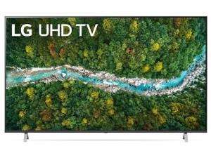 LG 75UP77003LB - 75 colos 4K UHD Smart LED TV 2021-es model