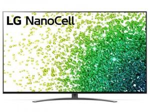 LG 50NANO863PA - 50 colos 4K UHD NanoCell Smart LED TV 2021-es model