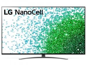 LG 50NANO813PA - 50 colos 4K UHD NanoCell Smart LED TV 2021-es model